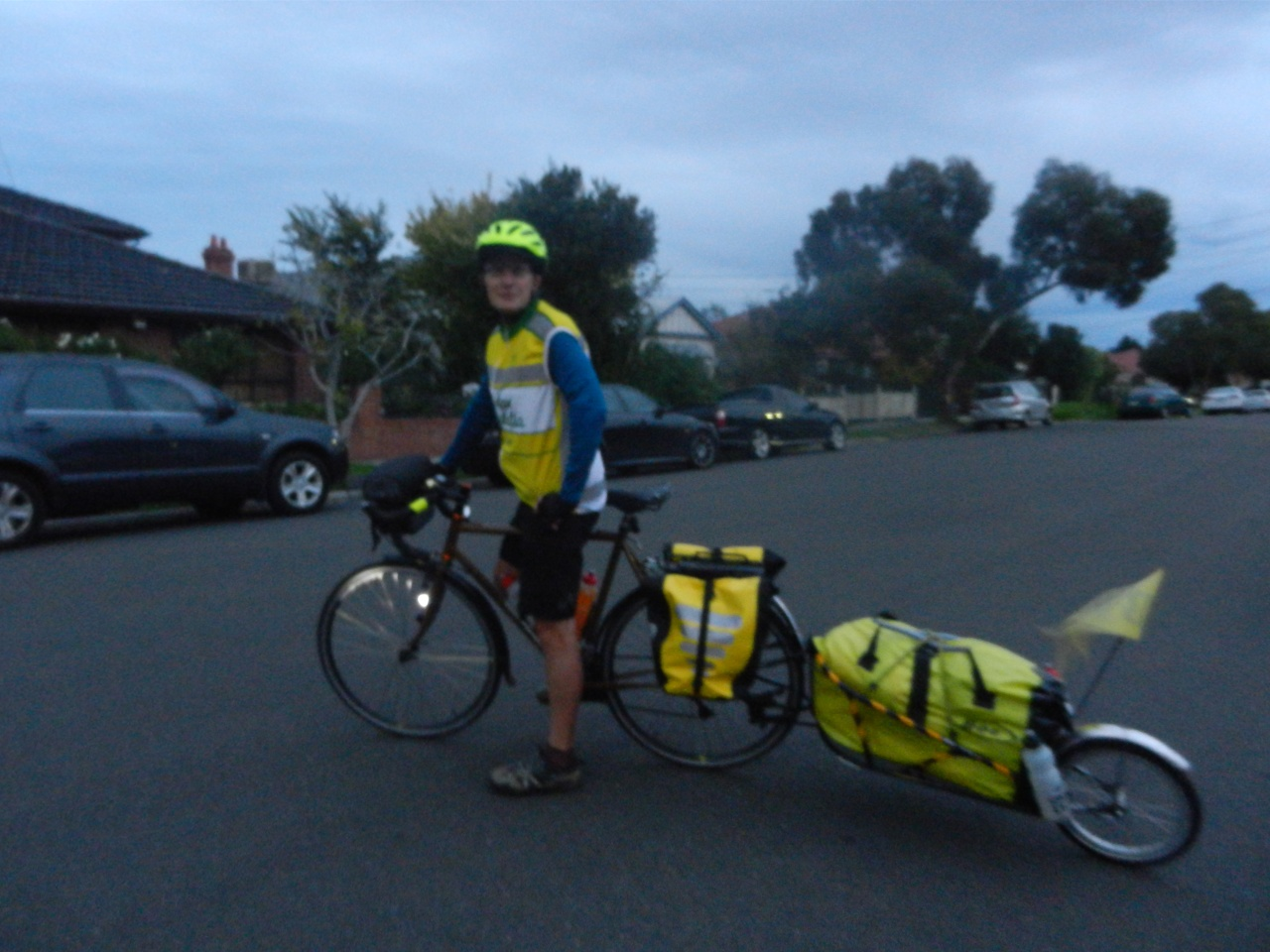 Day 1 – Melbourne toSeymour
