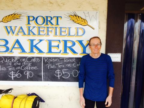 Wallaroo to PortWakefield