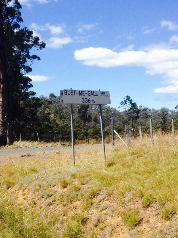 Hobart to Triabunna 85kilometers