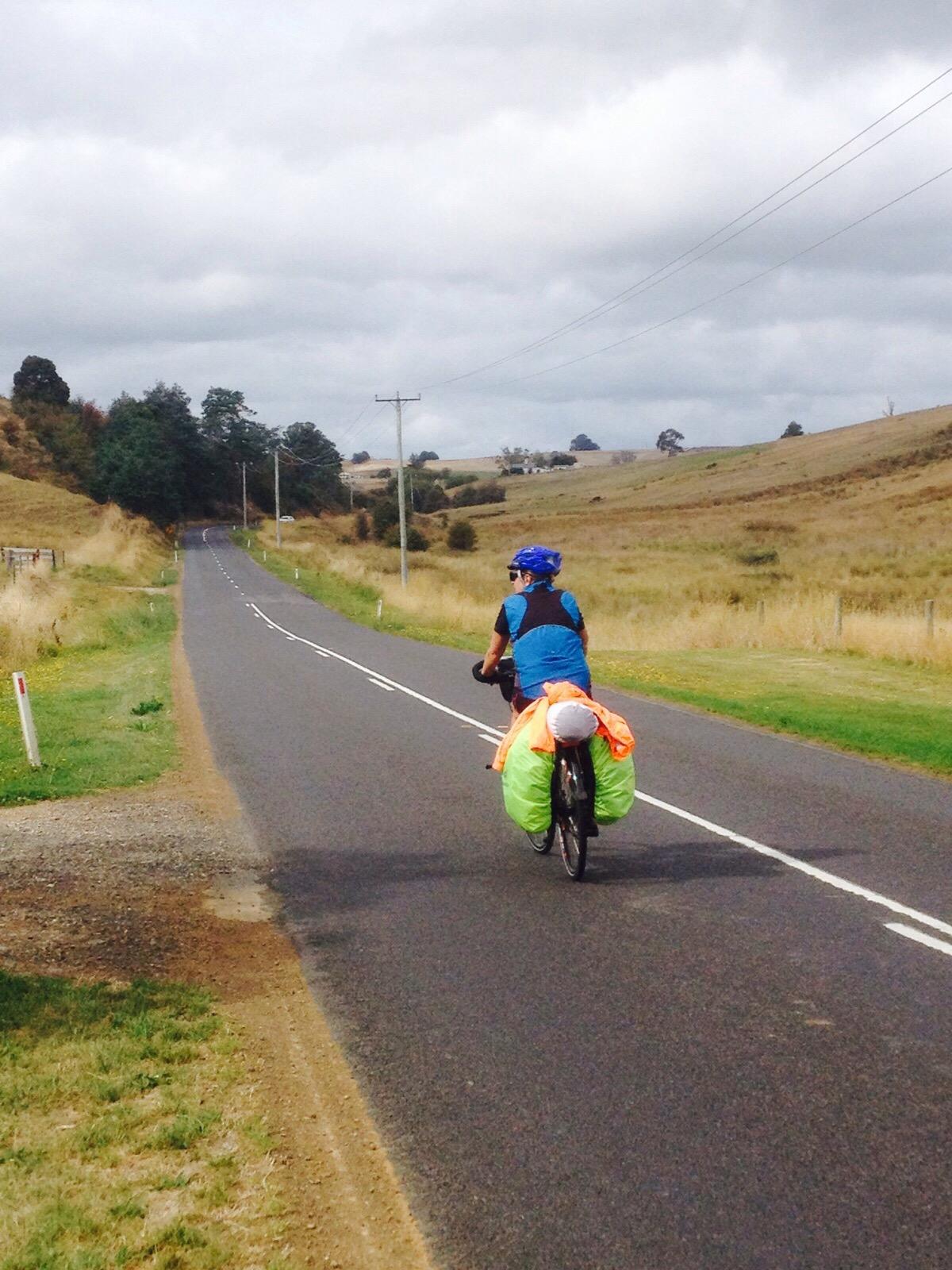 Deloraine to Clarendon 75kilometers
