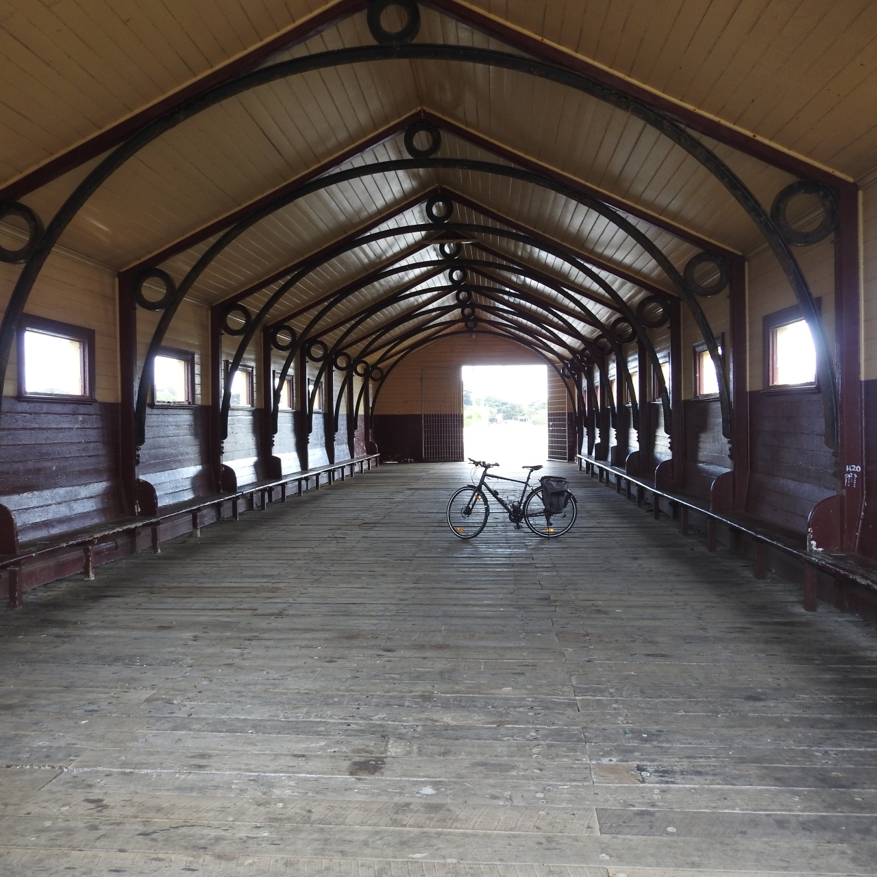 Midweek meander: Cycling  the Bellarine Rail Trail