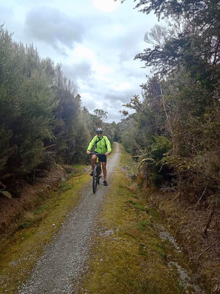 West Coast Wilderness Trail New Zealand: A cycling holiday.